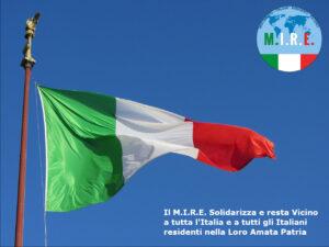 Il M.I.R.E. Vicino all'Italia