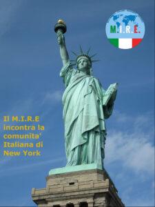Il M.I.R.E. a New York