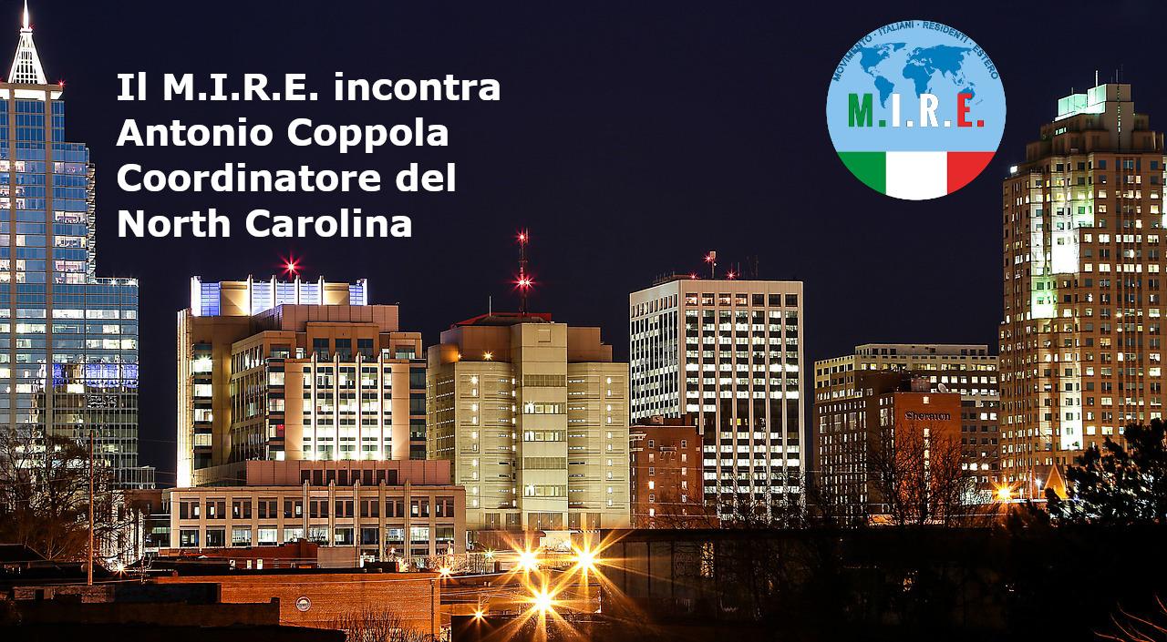 Il M.I.R.E in North Carolina