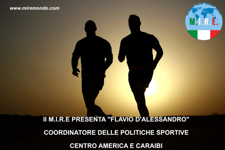 Coordinatore delle Politiche Sportive