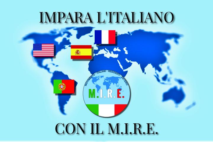 Impara l'Italiano con il MIRE