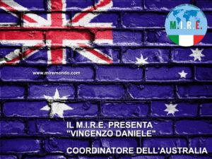 COORDINATORE AUSTRALIA