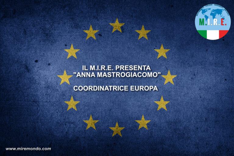 Coordinatrice Europa