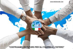 """""""Costruiamo un Futuro per gli Italiani all'Estero"""""""