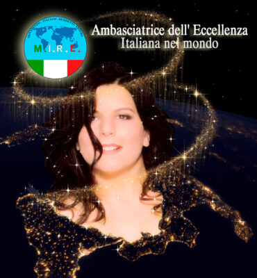 Romina Arena, a great artist with Italy in her heart