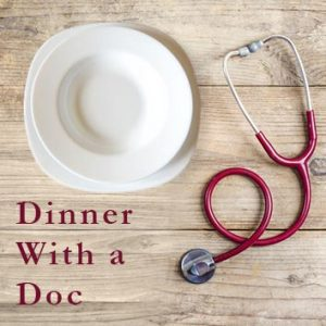 AAP-CA3 Dinner with a Doc – Wednesday, Sept. 30, 2020