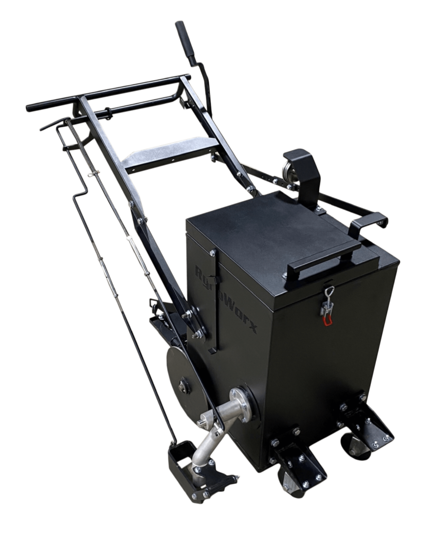 The Ry10ma—Pro Crack Fill Melter Applicator, Version 4