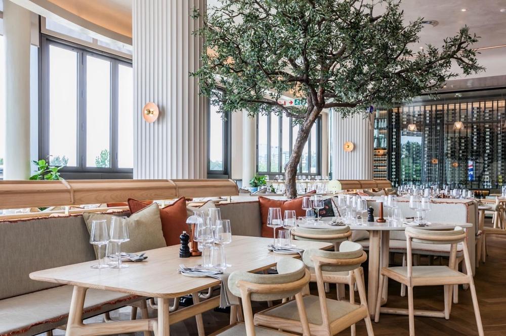 Ethos Mediterranean Restaurant Sandton