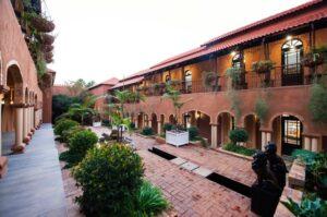 Orient Boutique Hotel Courtyard