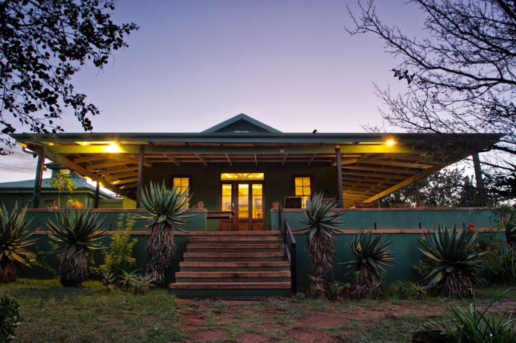 Three Tree Hill Lodge Hello Joburg