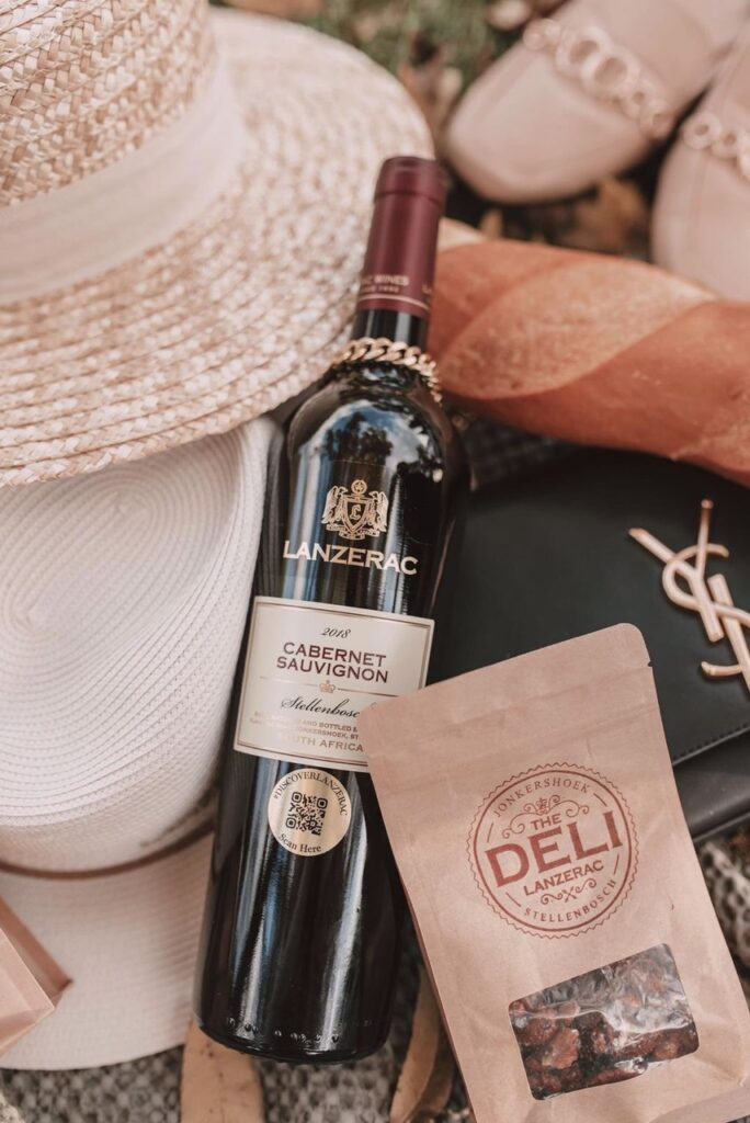 lanzerac wine and deli item
