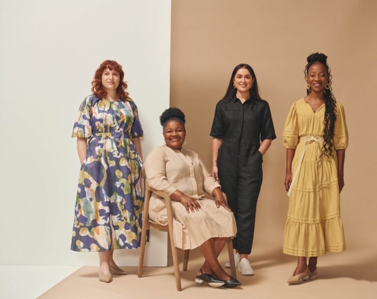 image of four women from Poetry