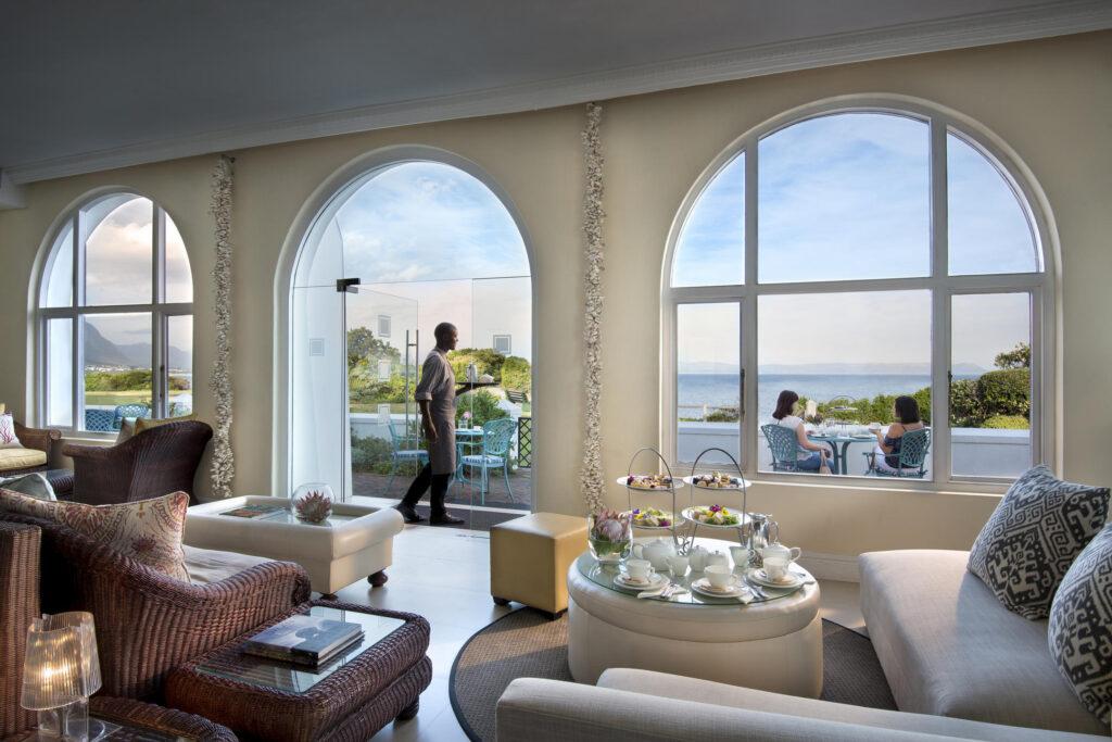 The Marine Hermanus Sun Lounge