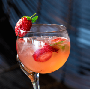 the cape town gin company cocktail