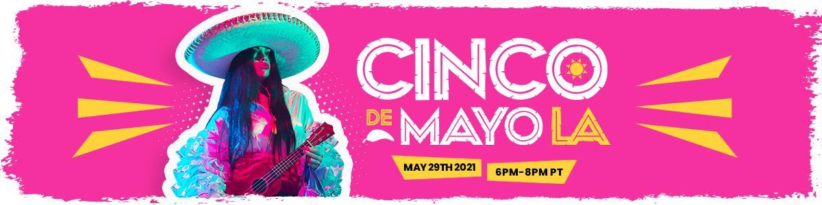 Cinco de Mayo LA Logo