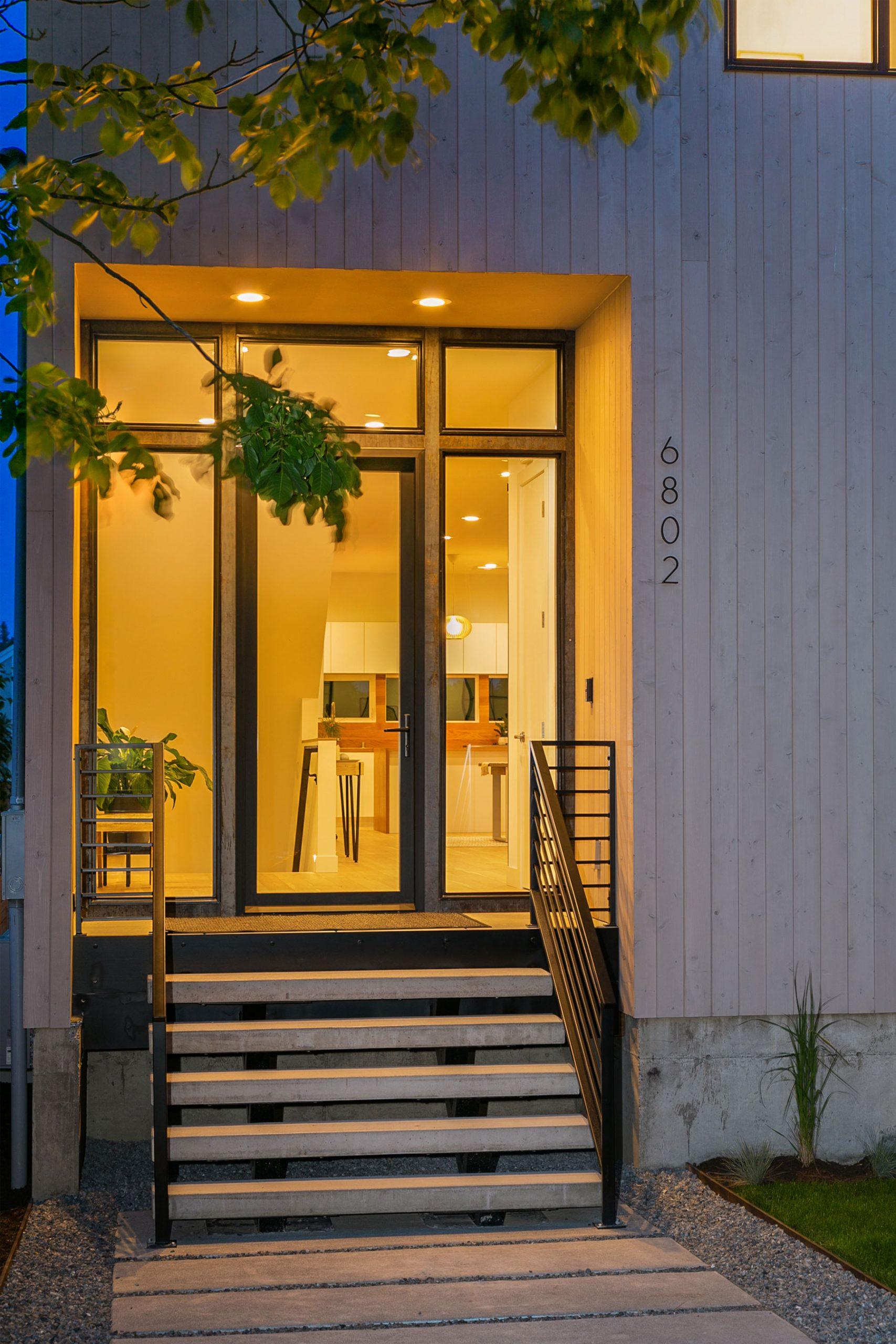 Bryant Residence Cone Architecture Seattle Washington
