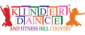 Kinderdance Hill Country Logo