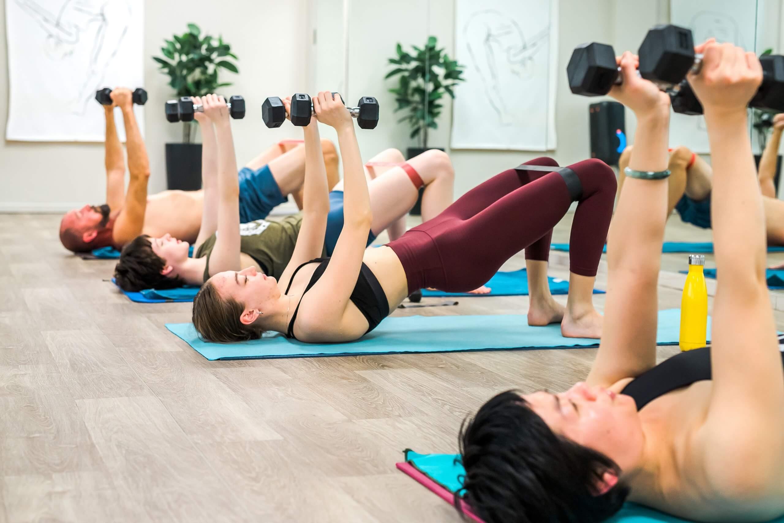 Wellington yoga sessions that focus on speed
