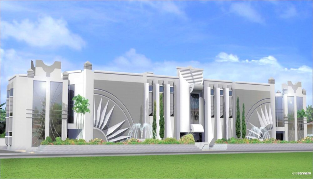New Church Building Project