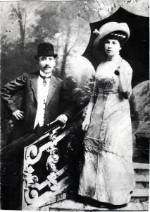 Joseph and Sarah, 1911