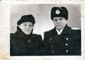 Malieh and Solomon c. 1950