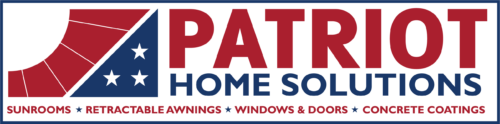Patriot Home Solutions | Sunrooms, Retractable Awnings, Windows and Doors, Concrete Coatings