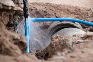 Sewer damage restoration company in Fort Worth, Texas