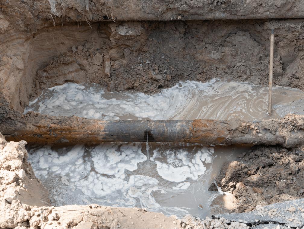 Sewage damage restoration company in Dallas, Texas