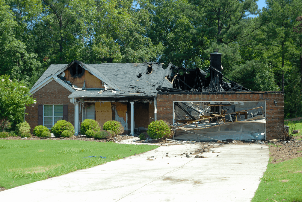 Fire damage restoration company in Dallas, Texas