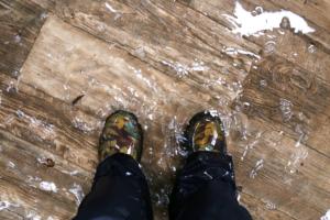 Water damage restoration company in McKinney, Texas