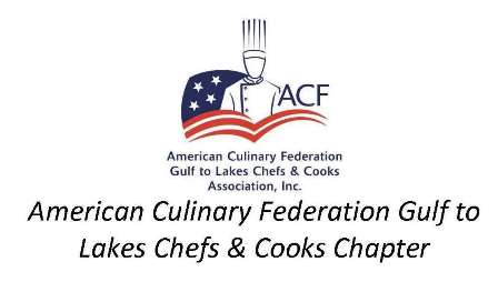 ACF Gulf to Lakes Chefs & Cooks Chapter