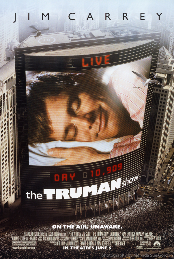 "from ""The Truman Show"" © 1998 Paramount photo credit Melinda Sue Gordon"