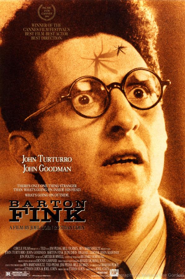 "from ""Barton Fink"" ©1991 20th Century Fox photo credit Melinda Sue Gordon"