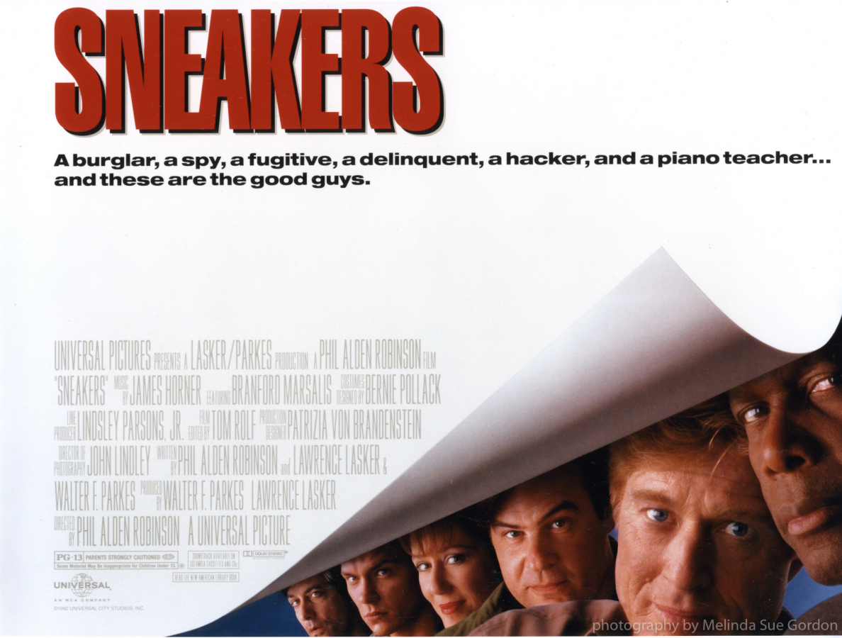 "from ""Sneakers"" © 1992 Universal photo credit Melinda Sue Gordon"