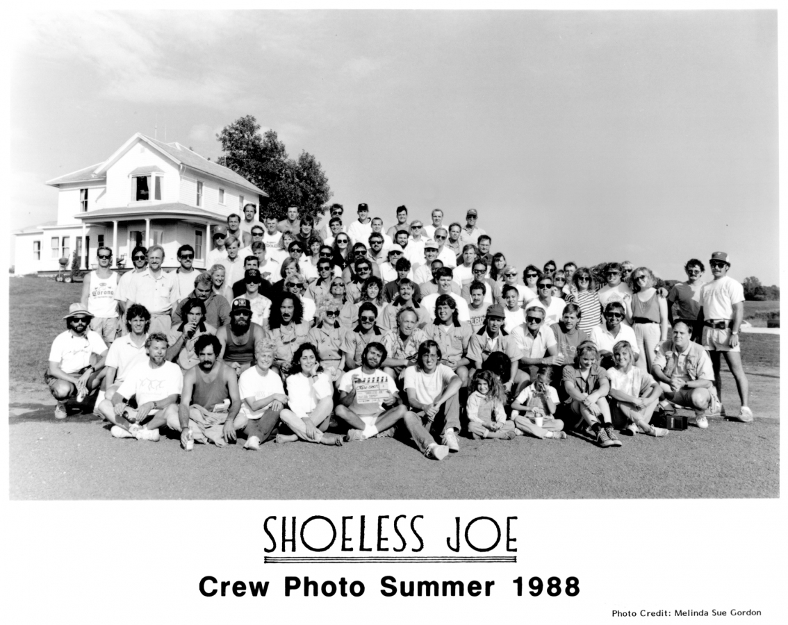 FIELD OF DREAMS / SHOELESS JOE
