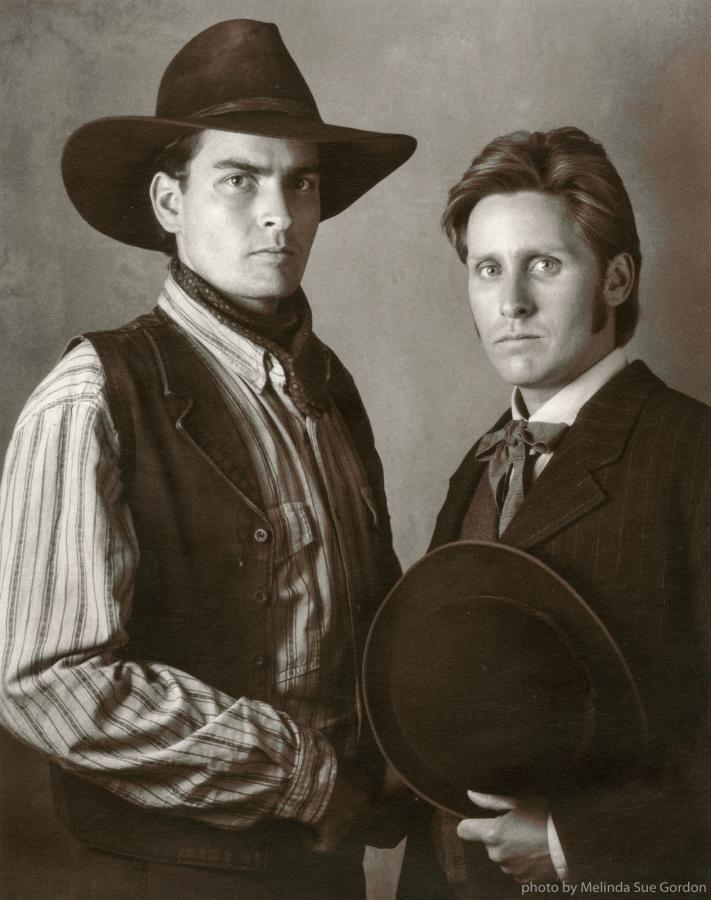 "from ""Young Guns""©1988 Morgan Creek / 20th Century Foxphoto credit Melinda Sue Gordon"