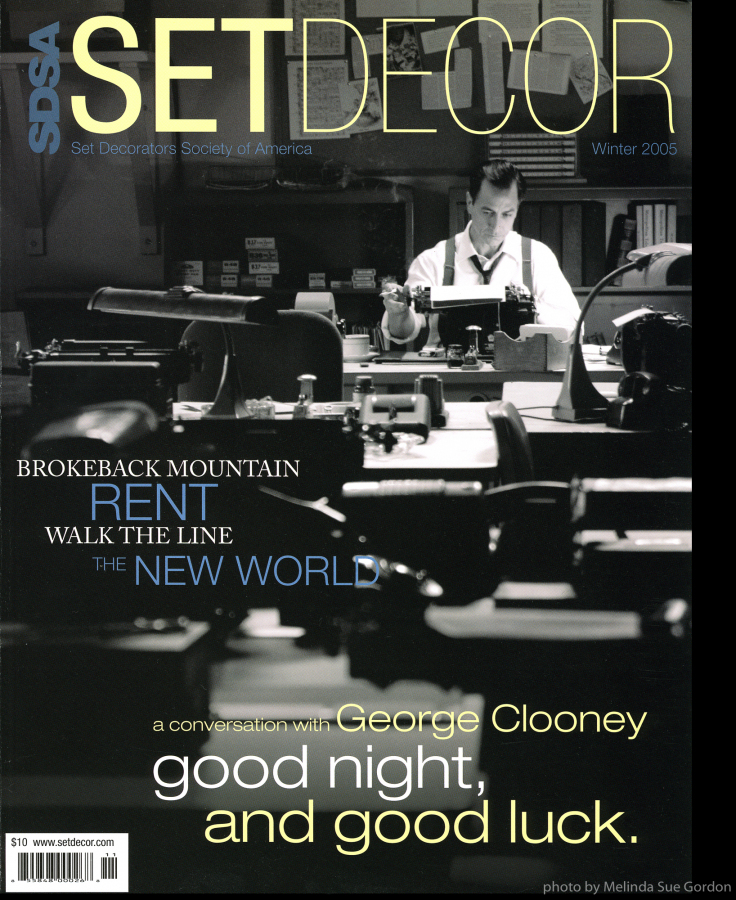 """from """"Good Night, And Good Luck""""© 2005 Warner Independentphoto credit Melinda Sue Gordon"""