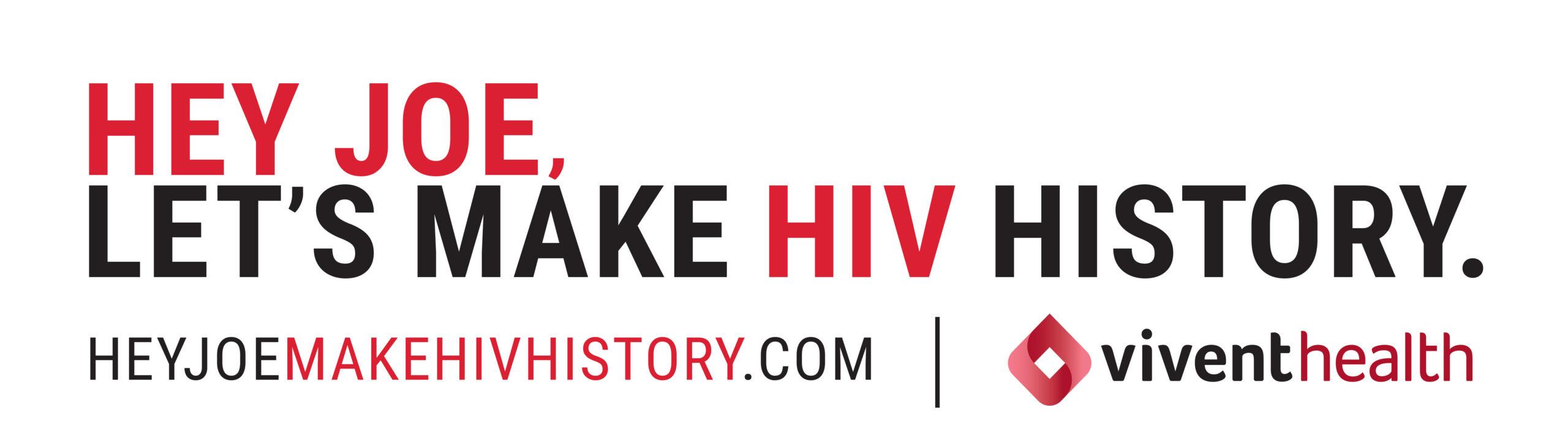 Hey Joe, Make HIV History