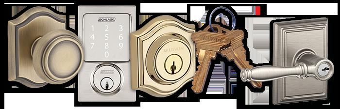 Residential Locksmith Door Hardware