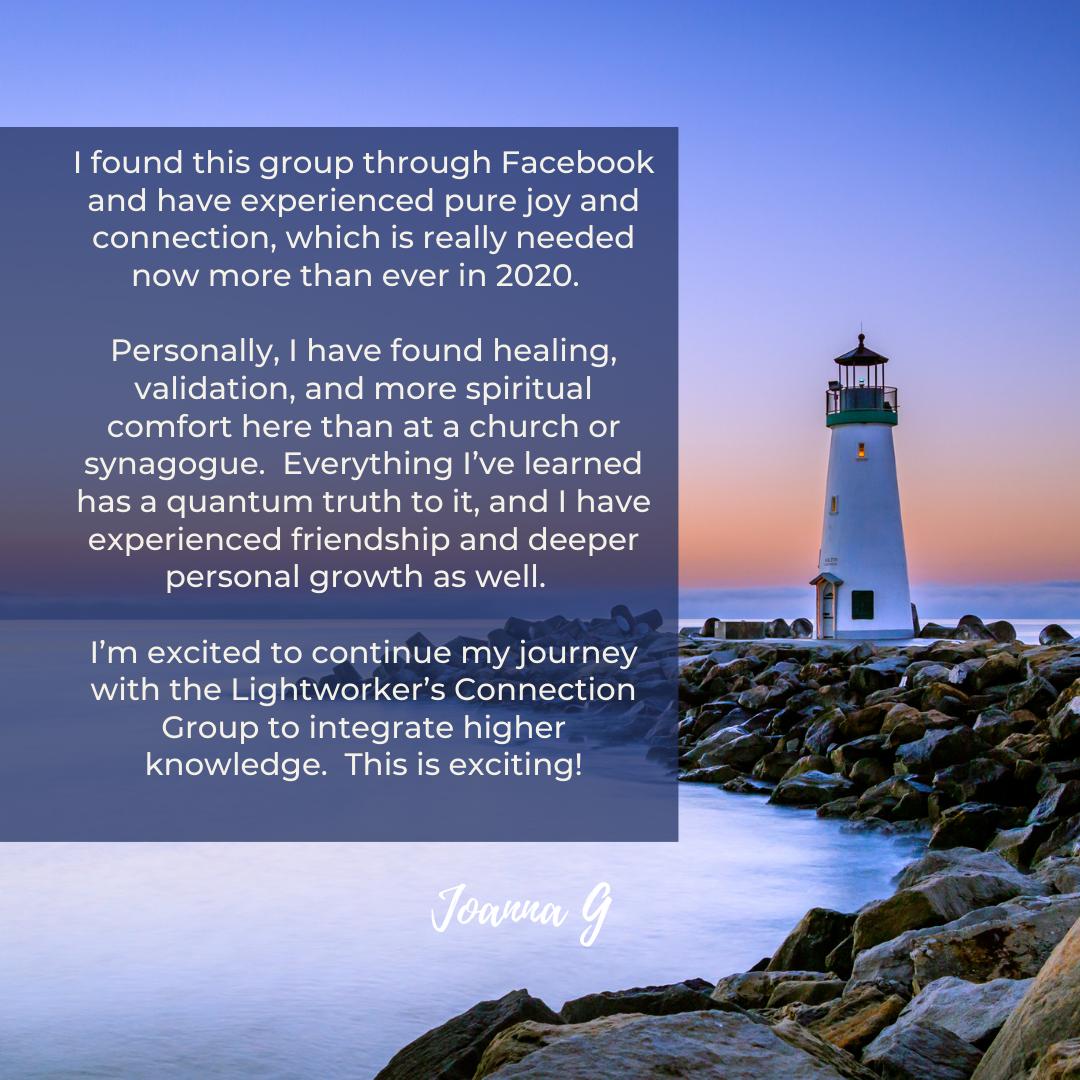 Lightworker Testimonial 2