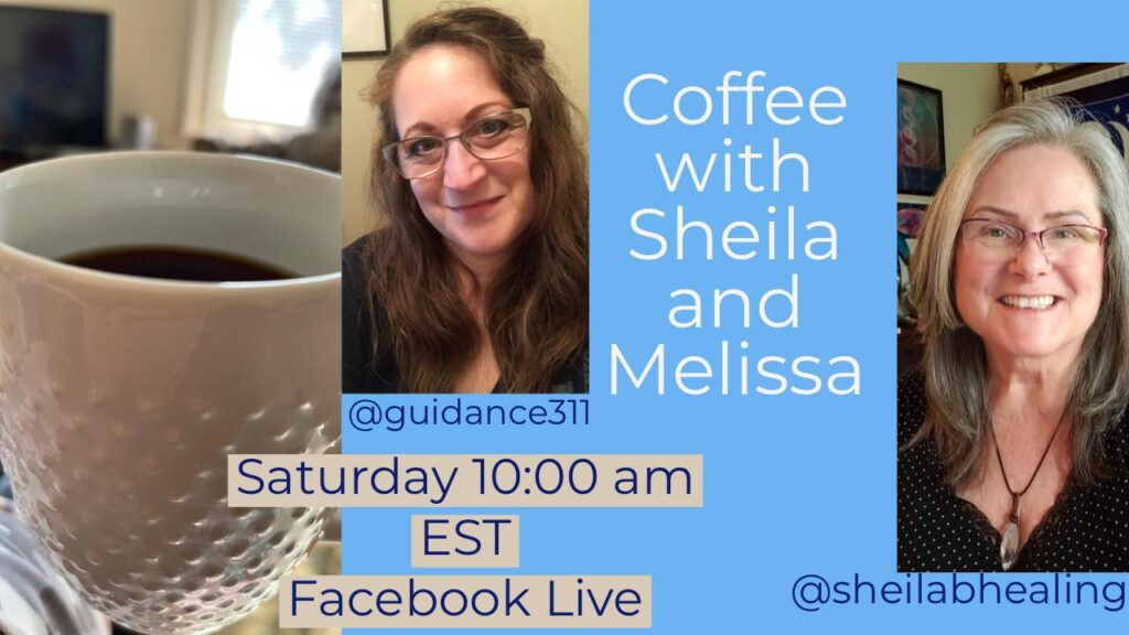 Coffee with Sheila and Melissa pic 6.2021