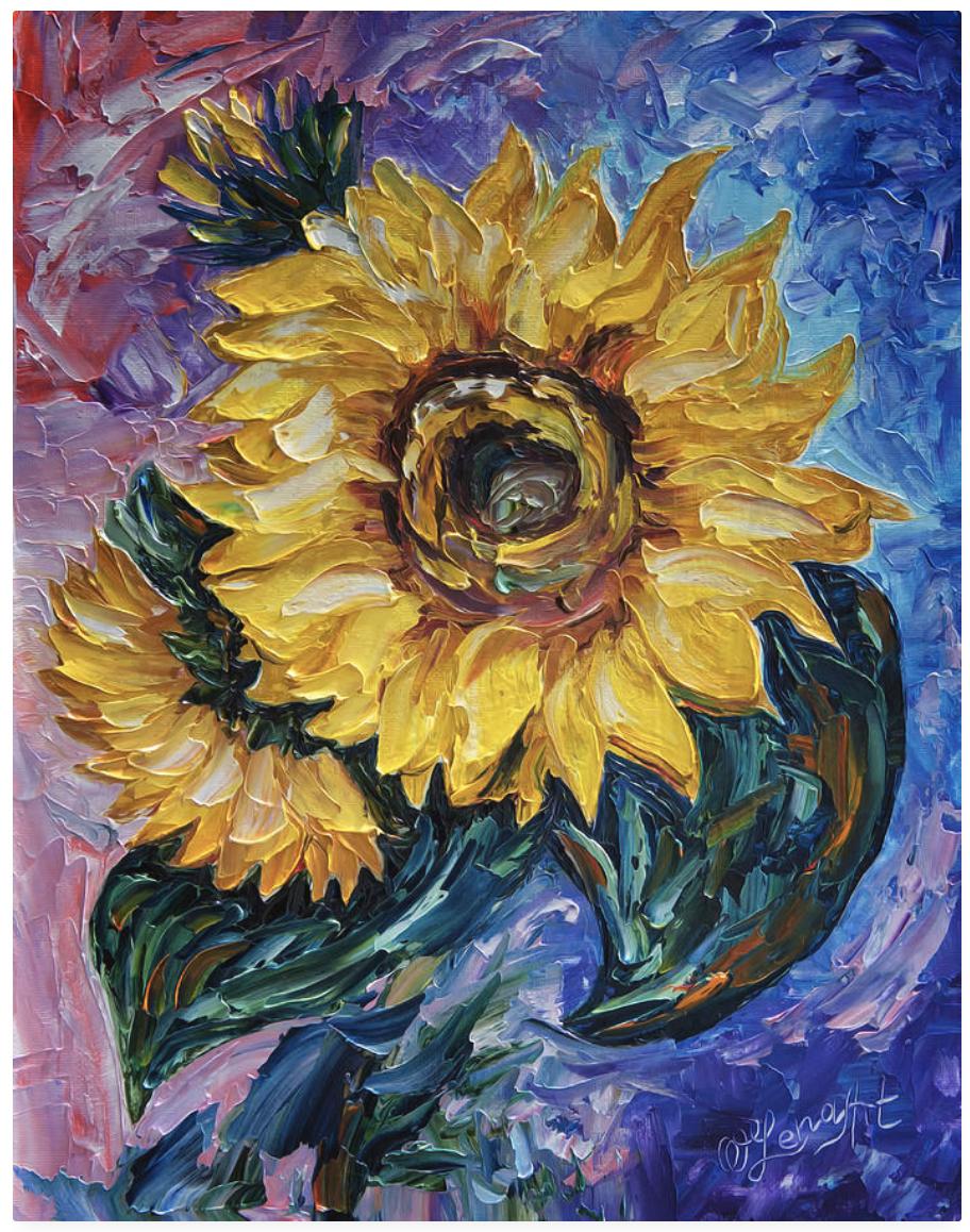 That Sunflower