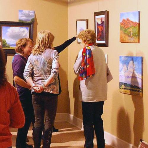 2021 ROX Arts Student Art Show