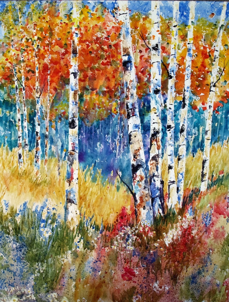 rad-aspens-fall-orange-18x24-painting