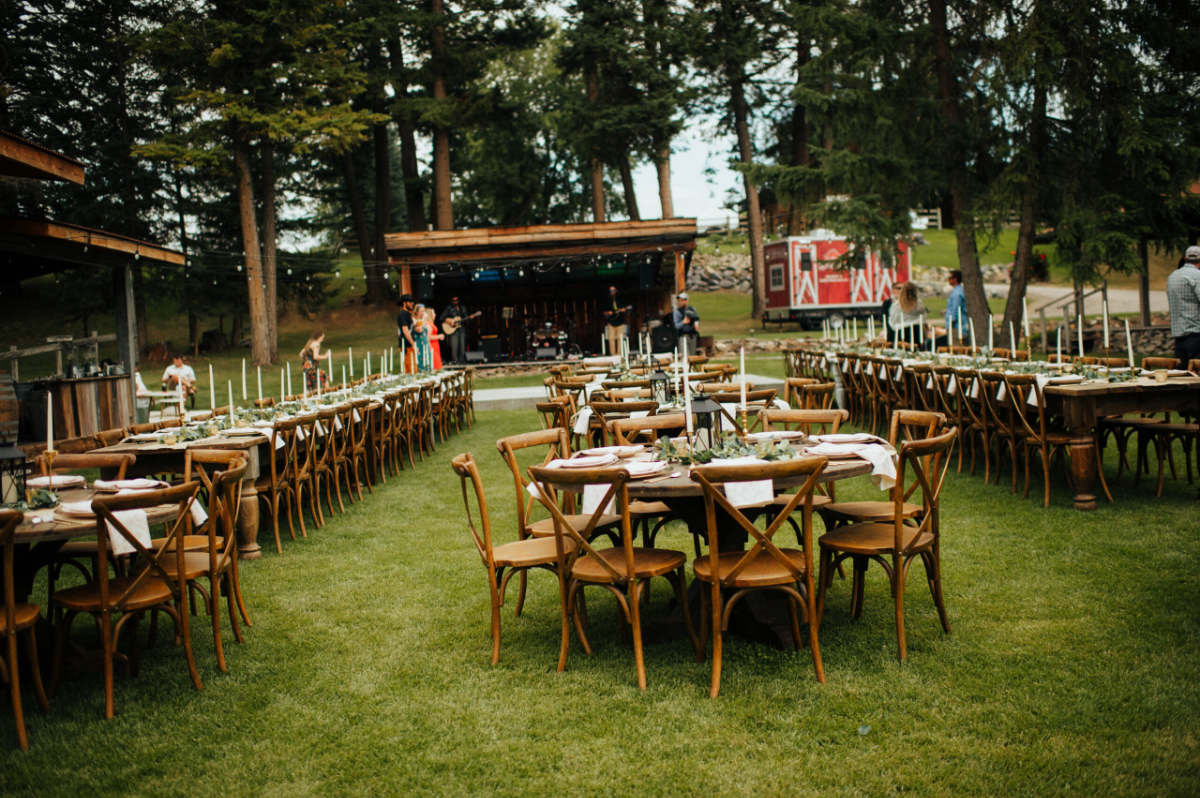Planning an Outdoor Event