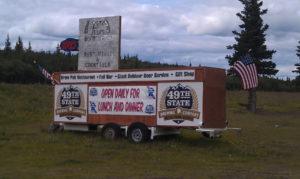 49th State Brewery Denali National Park Alaska