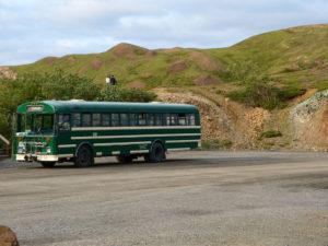 Denali National Park Tour Bus