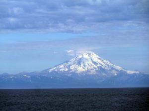 Mt. Redoubt in Alaska