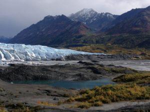 Matanuska Glacier Valley