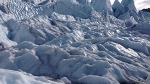The Matanuska Glacier, Alaska